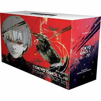 9781974718474-1974718476-Tokyo Ghoul: re Complete Box Set: Includes vols. 1-16 with premium