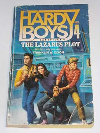 Sell, Buy or Rent The Lazarus Plot (Hardy Boys Case Files ...