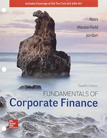 9781260260809-1260260801-GEN COMBO LL FUNDAMENTALS OF CORPORATE FINANCE; CONNECT ACCESS CARD (Mcgraw-hill Education Series in Finance, Insurance, and Real Estate)