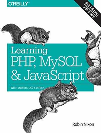 9781491918661-1491918667-Learning PHP, MySQL & JavaScript: With jQuery, CSS & HTML5 (Learning Php, Mysql, Javascript, Css & Html5)