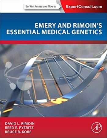 9780124072404-0124072402-Emery and Rimoin's Essential Medical Genetics
