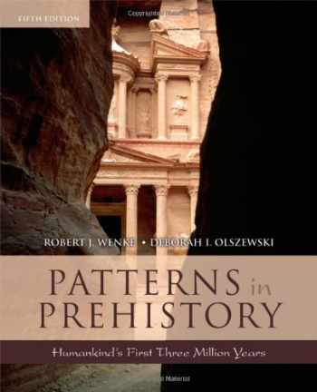 9780195169287-019516928X-Patterns in Prehistory: Humankind's First Three Million Years, 5th Edition (Casebooks in Criticism)