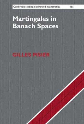 9781107137240-1107137241-Martingales in Banach Spaces (Cambridge Studies in Advanced Mathematics, Series Number 155)