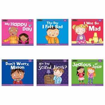 9781478806684-1478806680-MySELF Theme: I Have Feelings Single Copy Set (1 each of 6 books)
