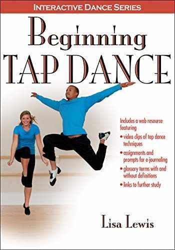 9781450411981-1450411983-Beginning Tap Dance (Interactive Dance Series)