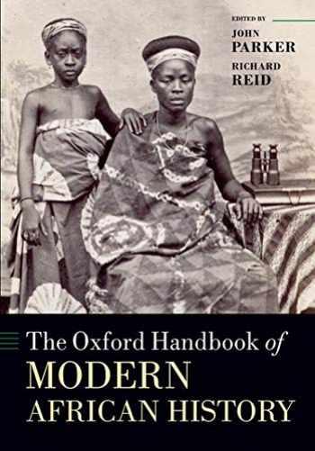 9780198779407-0198779402-The Oxford Handbook of Modern African History (Oxford Handbooks)