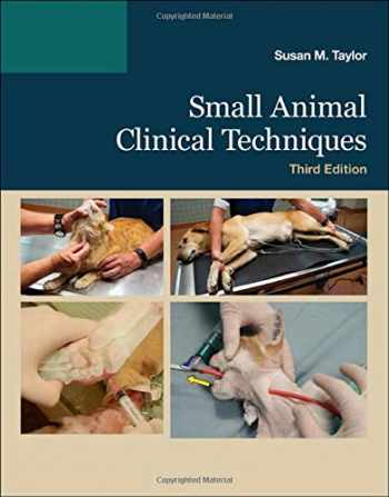 9780323680271-0323680275-Small Animal Clinical Techniques