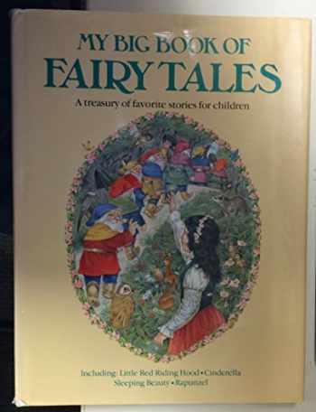 9780671085032-0671085034-My Big Book of Fairy Tales/08503