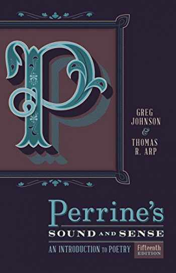 9781337097611-1337097616-Perrine's Sound & Sense: An Introduction to Poetry