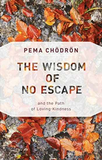 9781611806052-1611806054-The Wisdom of No Escape: and the Path of Loving-Kindness