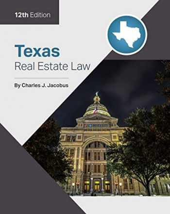 9781629802084-1629802085-Texas Real Estate Law