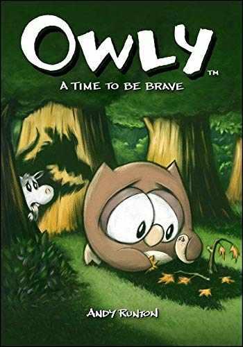 9781891830891-1891830899-Owly, Vol. 4: A Time to be Brave  (v. 4)