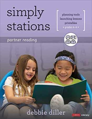 9781544367156-1544367155-Simply Stations: Partner Reading, Grades K-4 (Corwin Literacy)