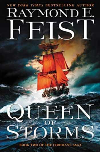 9780062315816-0062315811-Queen of Storms: Book Two of The Firemane Saga (Firemane Saga, The)