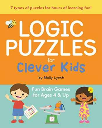 9781646110131-1646110137-Logic Puzzles for Clever Kids: Fun brain games for ages 4 & up