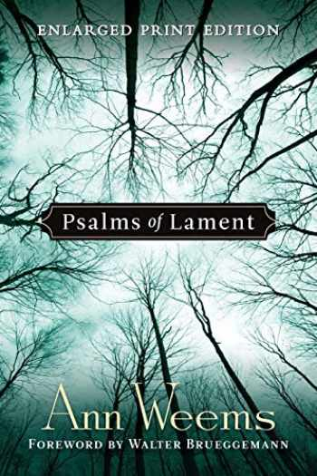 9780664258313-066425831X-Psalms of Lament (Large Print Edition)