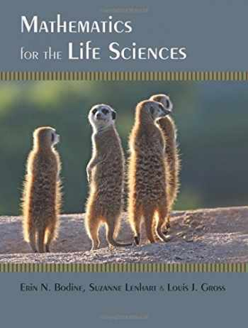 9780691150727-0691150729-Mathematics for the Life Sciences