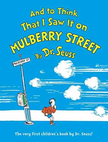 9780394844947-0394844947-And to Think That I Saw It on Mulberry Street