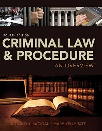 9781133591887-1133591884-Criminal Law and Procedure: An Overview