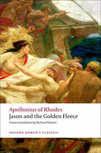 9780199538720-0199538727-Jason and the Golden Fleece: (The Argonautica) (Oxford World's Classics)