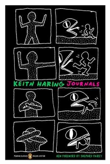 9780143105978-0143105973-Keith Haring Journals: (Penguin Classics Deluxe Edition)