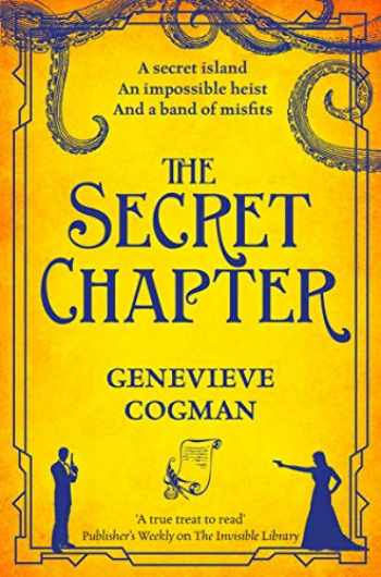 9781529000573-1529000572-The Secret Chapter (The Invisible Library series)