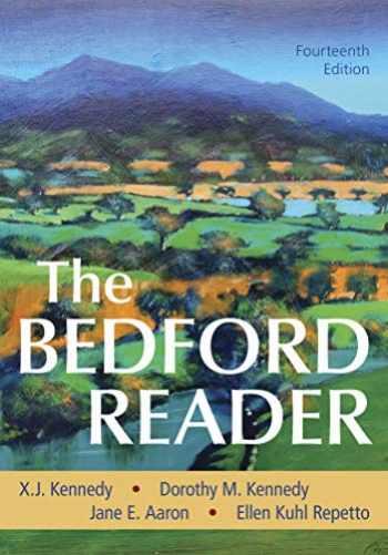 9781319195601-1319195601-The Bedford Reader