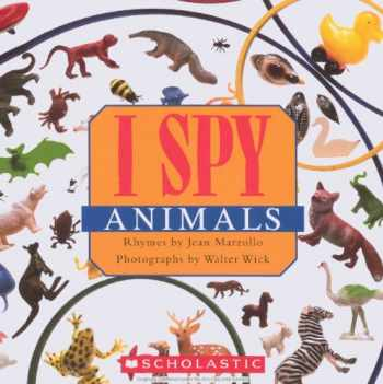 9780606239684-0606239685-I Spy Animals (Turtleback Binding Edition)