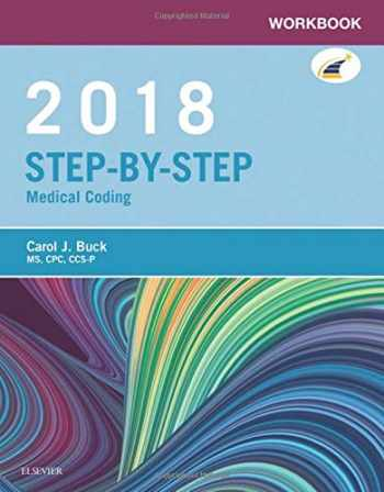 9780323430791-0323430791-Workbook for Step-by-Step Medical Coding, 2018 Edition