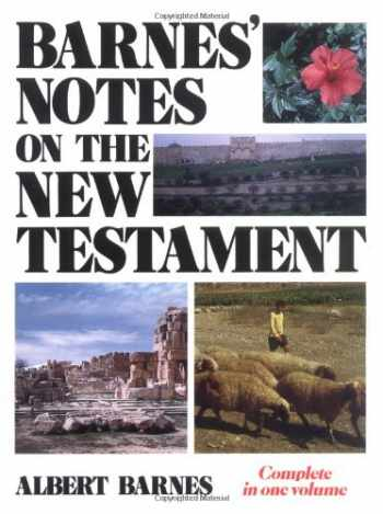9780825422003-0825422000-Barnes' Notes on the New Testament