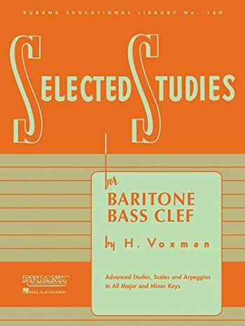 9781495075056-1495075052-Selected Studies: for Baritone B.C.