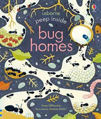 9781474950824-1474950825-Peep Inside Bug Homes