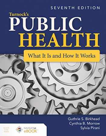 9781284181203-1284181200-Turnock's Public Health: What It Is and How It Works: What It Is and How It Works