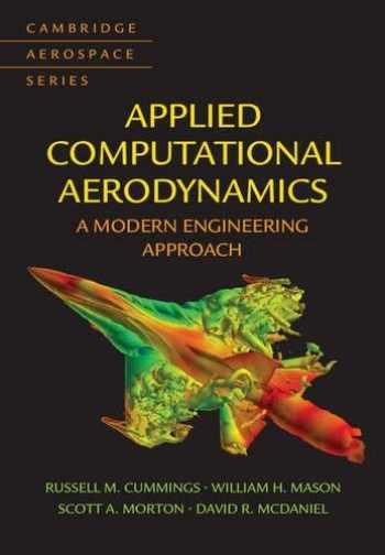 9781107053748-1107053749-Applied Computational Aerodynamics: A Modern Engineering Approach (Cambridge Aerospace Series)