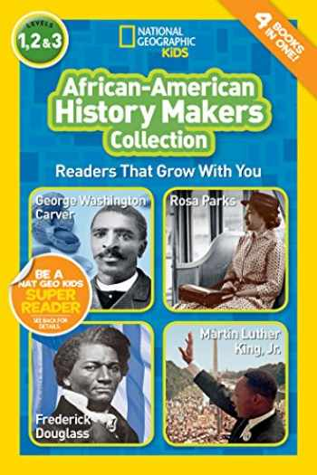 9781426332012-1426332017-National Geographic Readers: African-American History Makers (Readers Bios)