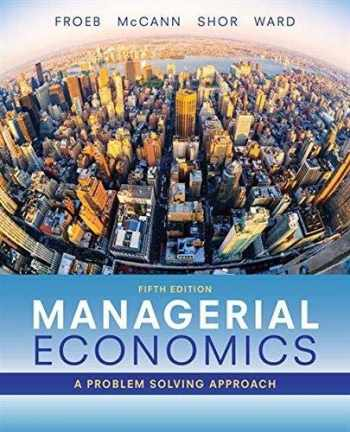 9781337106665-1337106666-Managerial Economics (MindTap Course List)