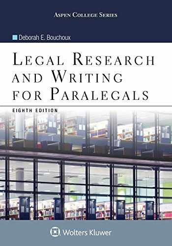 9781454873358-1454873353-Legal Research and Writing for Paralegals (Aspen College)
