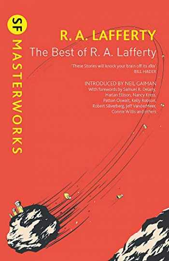 9781473213449-1473213444-The Best of R. A. Lafferty