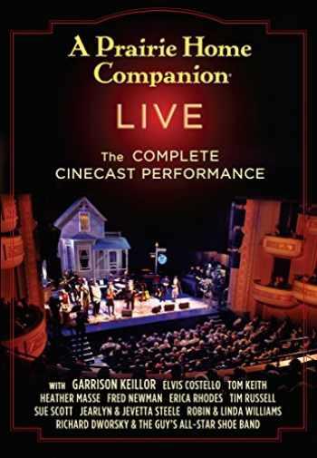 9781615731091-1615731091-A Prairie Home Companion Live: The Complete Cinecast Performance
