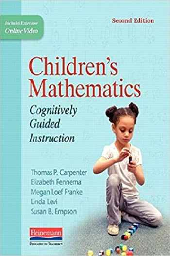 9780325052878-0325052875-Children's Mathematics, Second Edition: Cognitively Guided Instruction