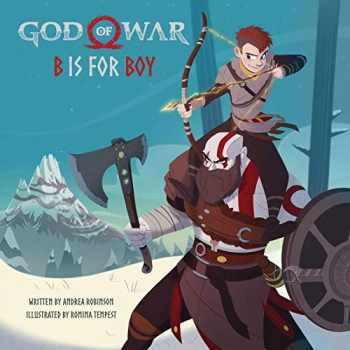 9781683838890-1683838890-God of War: B is for Boy: An Illustrated Storybook