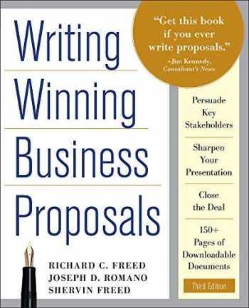 9780071742320-0071742328-Writing Winning Business Proposals, Third Edition