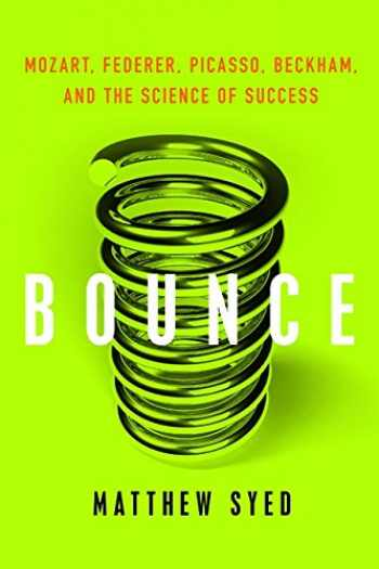 9780061723759-0061723754-Bounce: Mozart, Federer, Picasso, Beckham, and the Science of Success