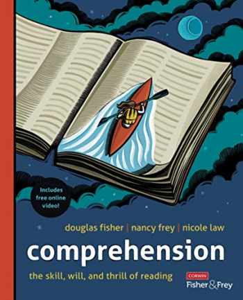 9781071812839-1071812831-Comprehension the skill, will, and thrill of reading (Corwin Literacy)