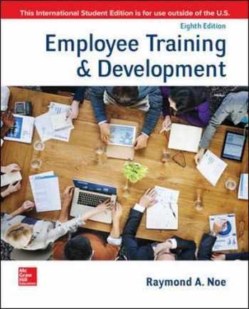 9781260565638-1260565637-Employee Training & Development