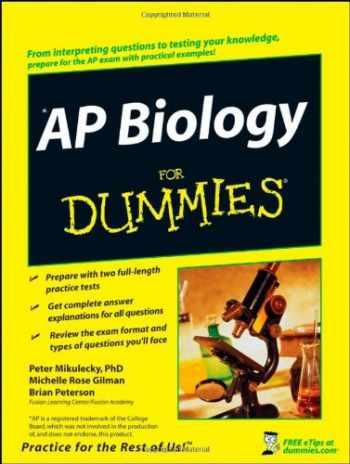 9780470224878-0470224878-AP Biology For Dummies