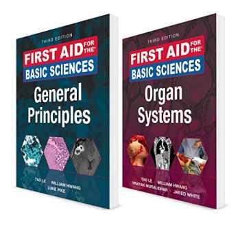 9781260019537-1260019535-First Aid for the Basic Sciences, Third Edition (VALUE PACK)
