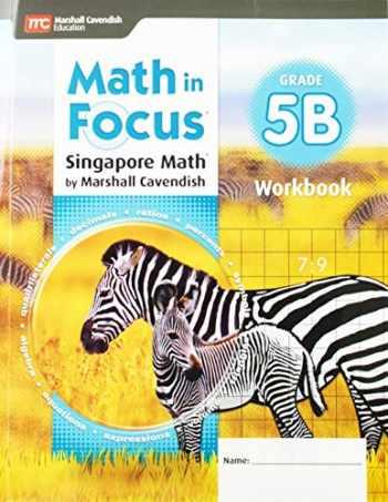 9781328881144-1328881148-Math in Focus (STA): Student Workbook B Grade 5