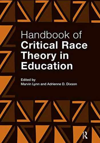 9780415899963-0415899966-Handbook of Critical Race Theory in Education