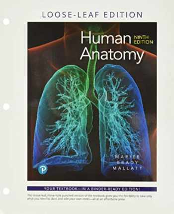 9780135206195-0135206197-Human Anatomy, Loose-Leaf Edition (Masteringa&p)